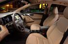 Hyundai Elantra Front Seats Picture