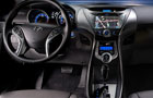 Hyundai Elantra Dashboard Picture