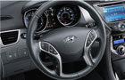 Hyundai Elantra Steering Wheel Pictures