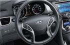 Hyundai Elantra Steering Wheel Picture