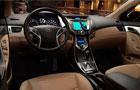 Hyundai Elantra Central Control Picture