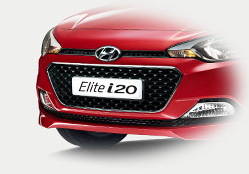 Hyundai Elite i20 Front Side View Exterior Picture