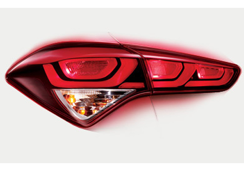 Hyundai Elite i20 Tail Light Exterior Picture