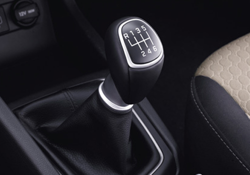 Hyundai Elite i20 Gearshift Knob Picture