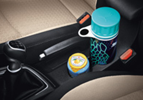 Hyundai Elite i20 Cup-holder picture