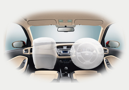 Hyundai Elite i20 Airbag Picture