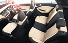 Hyundai Elite i20 Rear Seats Picture