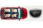 Hyundai Elite i20 Top View Picture