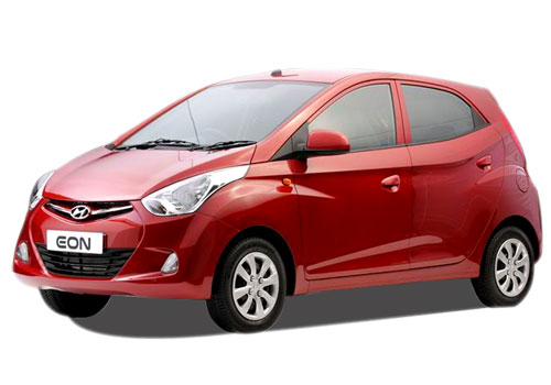 Hyundai Eon Front Side View Picture