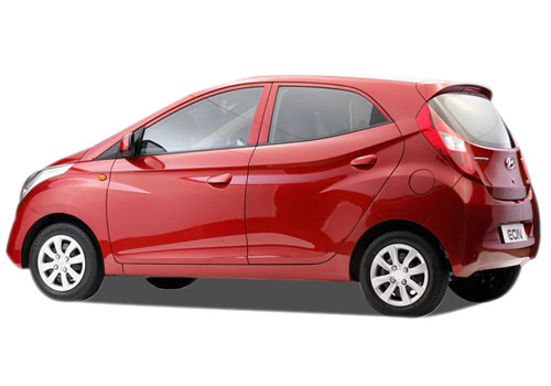 Hyundai Eon Cross Side View Exterior Picture