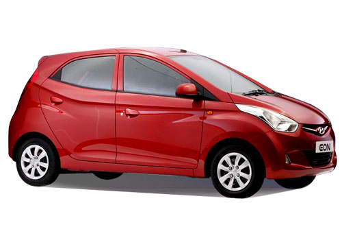Hyundai Eon Front Side View Exterior Picture