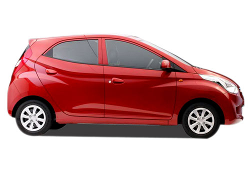 Hyundai Eon Side Medium View Exterior Picture