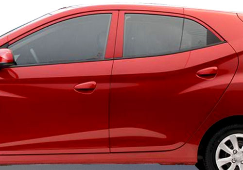 Hyundai Eon Door Handle Exterior Picture