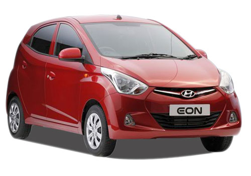 Hyundai Eon Front Low Angle View Exterior Picture
