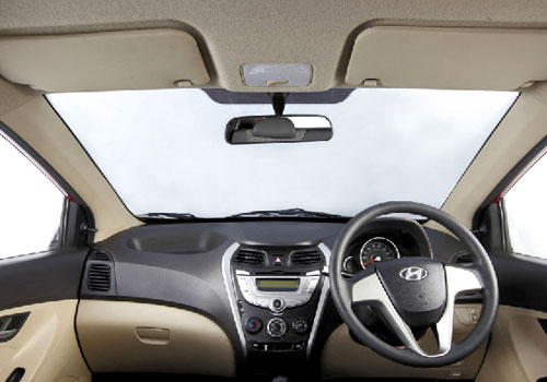 Hyundai Eon Courtsey Lamps Interior Picture