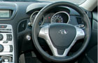 Hyundai Genesis Steering Wheel Picture