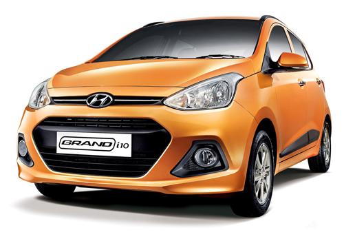 Hyundai Grand i10 Asta Diesel