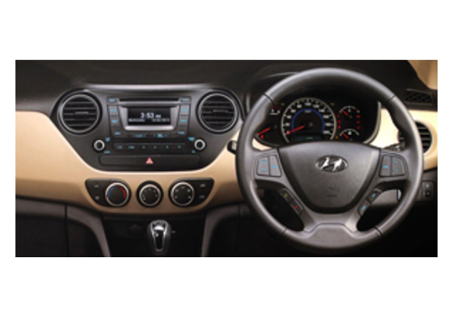 Hyundai Grand i10 Dashboard Interior Picture