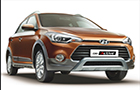 Hyundai i20 Active Front Side View Picture