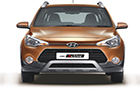 Hyundai i20 Active Front View Picture