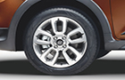 Hyundai i20 Active Wheel and Tyre Picture
