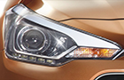 Hyundai i20 Active Headlight Picture