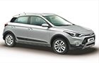 Hyundai i20 Active Front Low Angle View Picture