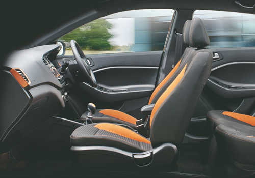 Hyundai i20 Active Front Seats Interior Picture