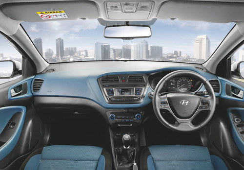 Hyundai i20 Active Central Control Interior Picture