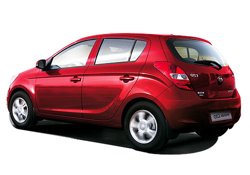 Hyundai i20 Cross Side View Exterior Picture