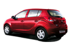Hyundai i20 Cross Side View Picture