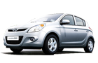 Hyundai i20 Front Medium View Picture