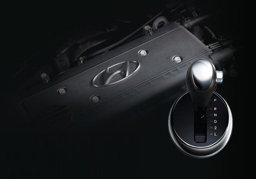 Hyundai i20 Gear Knob Interior Picture