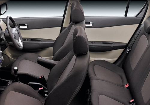 Hyundai i20 Third Row Seat Interior Picture
