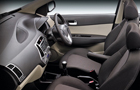 Hyundai i20 Front Seats Pictures