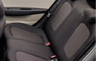 Hyundai i20 Rear Seats Picture