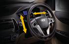 Hyundai i20 Steering Wheel Pictures