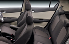 Hyundai i20 Third Row Seat Picture