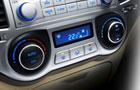 Hyundai i20 Rear AC Control Picture