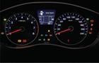 Hyundai i20 Tachometer Picture