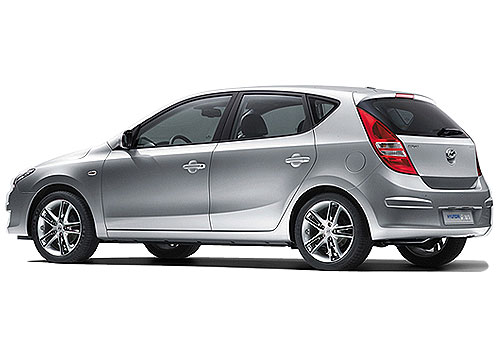 Hyundai i30 Cross Side View Exterior Picture
