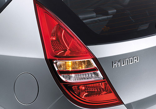 Hyundai i30 Tail Light Exterior Picture
