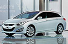 Hyundai i40 Photos