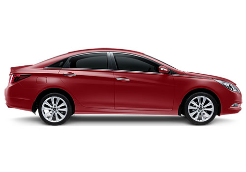 Hyundai i45 Side Medium View Exterior Picture