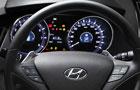 Hyundai i45 Tachometer Pictures