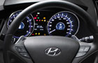 Hyundai i45 Tachometer Picture