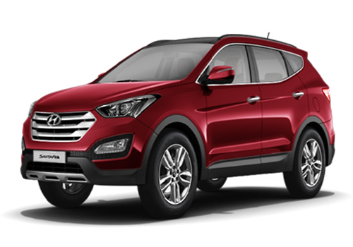 Hyundai Santa Fe 4X4 AT