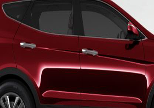 Hyundai Santa Fe Door Handle Exterior Picture