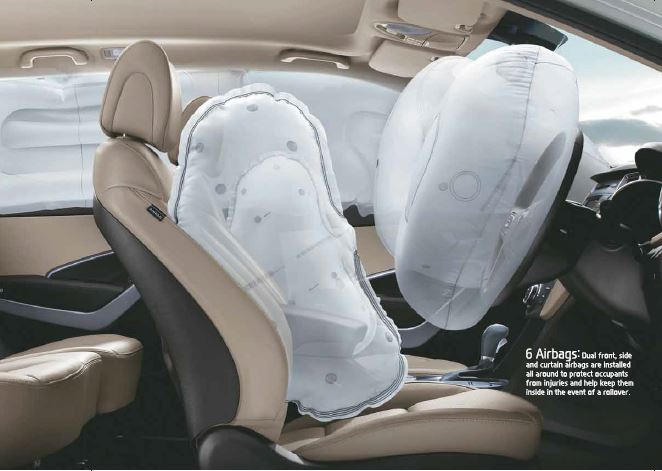 Hyundai Santa Fe Gear Knob Picture