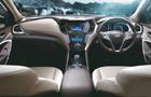 Hyundai Santa Fe Dashboard Picture